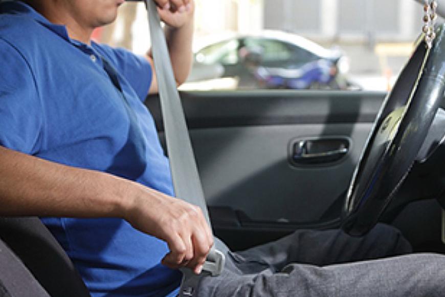 La DGT implanta 225 cámaras que vigilan el uso del cinturón en nuestras vías